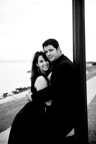 Photographers David and Felecia of Island Creek Photography